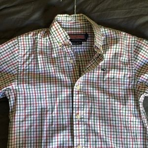 Vineyard Vines Boy's Button Down